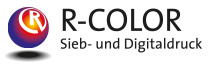 Logo R-Color Sieb- und Digitaldruck